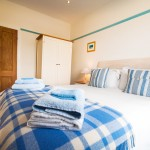 the blue room - with queen-size double bed